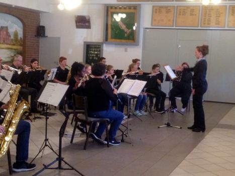 Konzert des Jugendorchesters