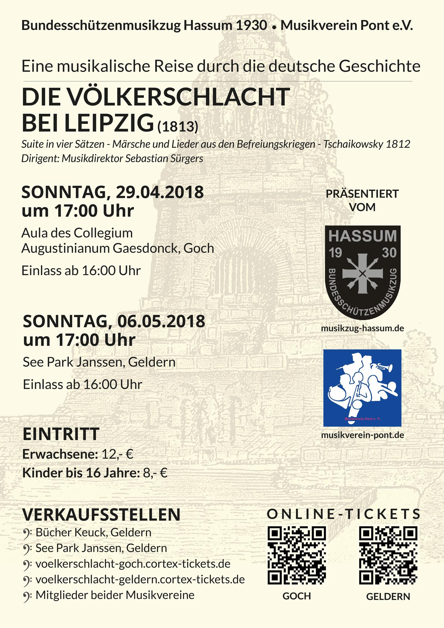VORSCHAU: Die Völkerschlacht bei Leipzig – Ein Serenadenkonzert der Extraklasse!